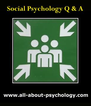 Research papers of social psychology